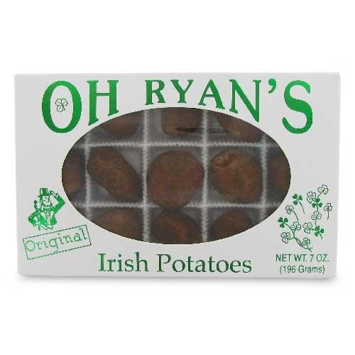 Irish Potatoes Candy http://www.englishteastore.com/oh-ryan-irish ...