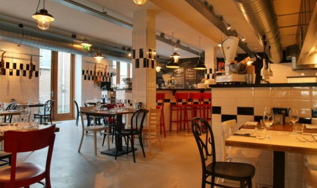 Afvalbak Keuken Inbouw Ikea : Deli Restaurant