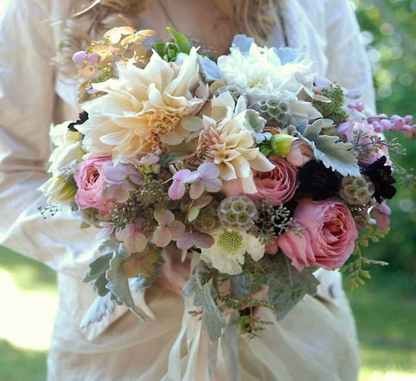 Gorgeous Unique Wedding Bouquet