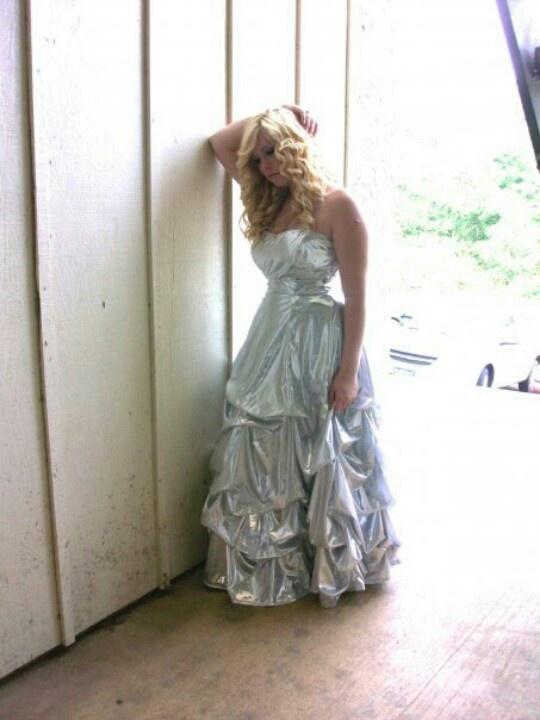 Prom dress junior year