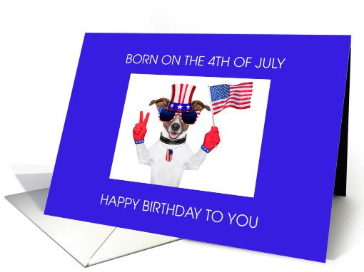 4th july messages cards