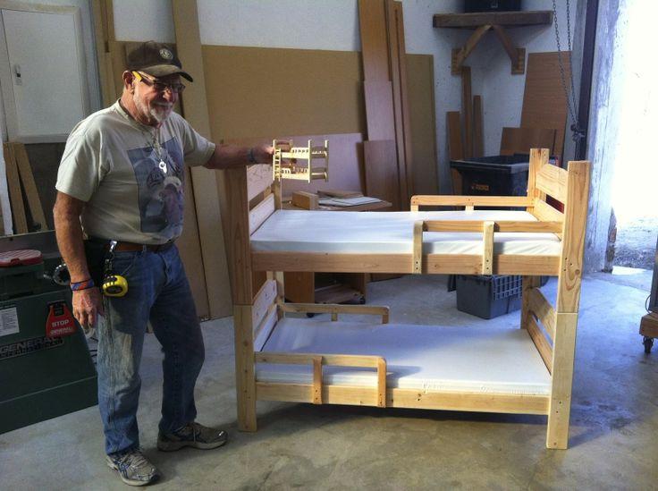 Toddler bunk beds | Meagan pinned it | Pinterest