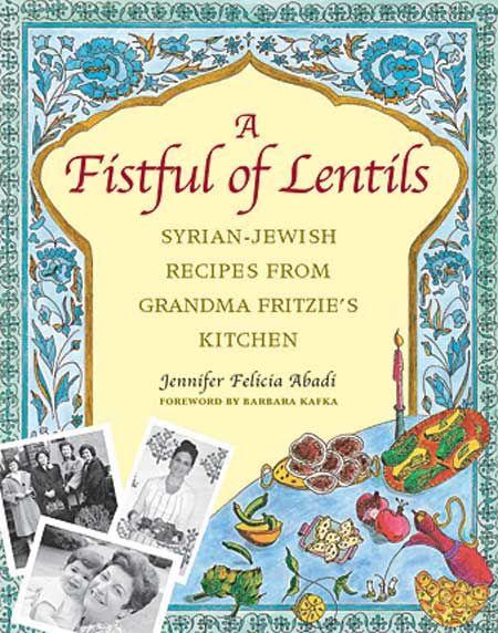 ... macaroons A Fistful of Lentils, Jennifer Abadi, Sephardic Cookbooks