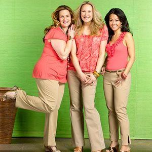 Find khaki pants that flatter your shape | Find a fitting pair