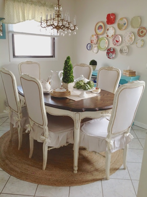 Dining Table Redo Got The Table Today DIY Crafts Pinterest