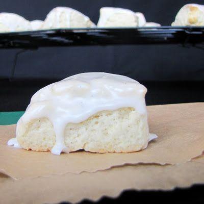 petite vanilla Bean scones (like starbucks--but better)