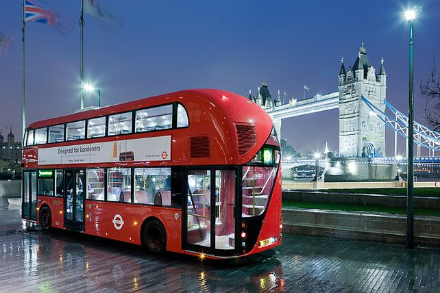 double deck bus tour london