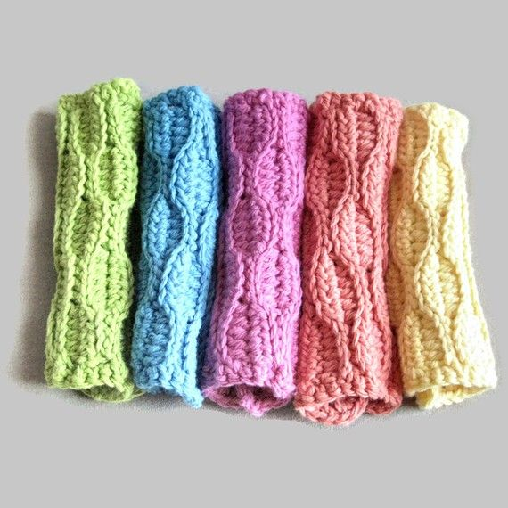 Crochet Washcloth Pattern : Crochet Patterns