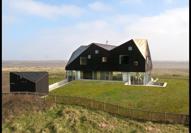 Suffolk United Kingdom  city photo : The Dune House, Suffolk, United Kingdom | architecture | Pinterest