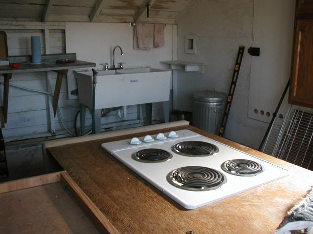 Summer Home Canning Kitchen Ideas