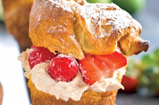 drool-worthy popovers | food and drink | Pinterest