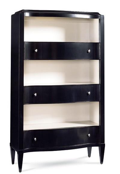 Black And White Bookcase ~ Black and white bookcases type yvotube