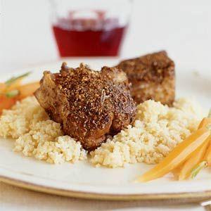 Spiced Lamb Chops