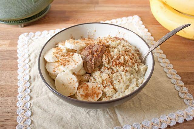 Breakfast Quinoa Bowl - add cooked leftover quinoa to almond milk ...