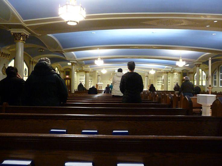 Daily Mass, Immaculate Conception Parish, Elmhurst, IL, 1-29-14.