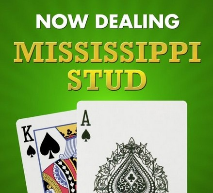mississippi stud with 3 card poker
