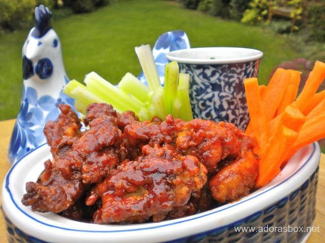 Boneless Buffalo Chicken | Buffalo Style: Chicken, Shrimp, You call i ...