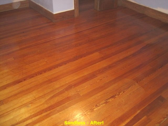 Sandless after before and after pics pinterest