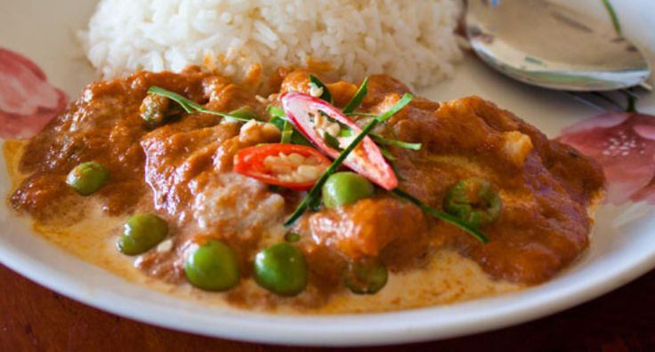 Kaeng Phanaeng Neua - Panang Curry with Beef | Recipe