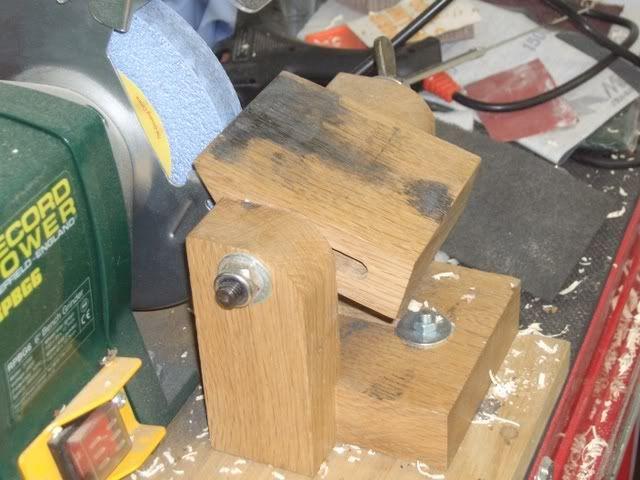 Bench Grinder Tool Rest Gap Bandsaw Projects Diy Pdf Plans