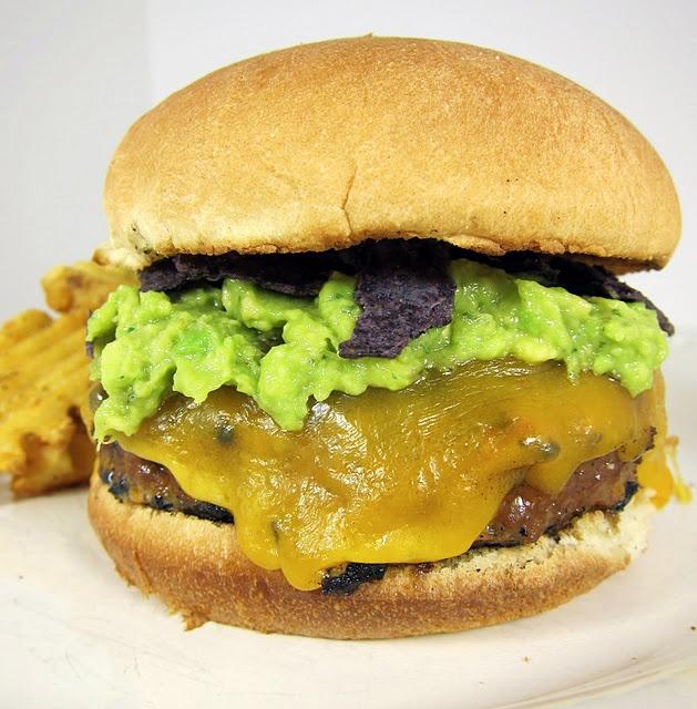 Taco Burger | Great Grub | Pinterest
