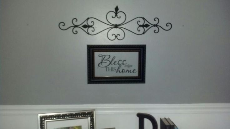 Entry Hall Wall Decor From Hobby Lobby For The House