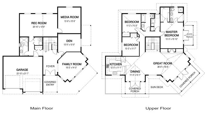 13 pictures upside down house floor plans architecture for Upside down house floor plans