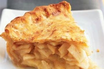 Early American Apple Pie   Pies, Tarts & Cobblers   Pinterest