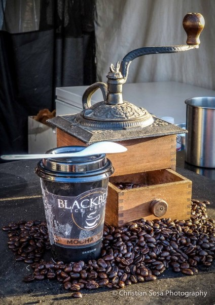 Black Bean Coffee Ice Cream | Food & Fun at Stagecoach 2013 | Pintere ...