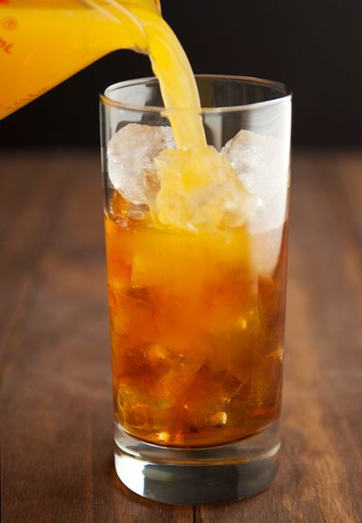 Passion Fruit Iced Tea | Edibles! | Pinterest