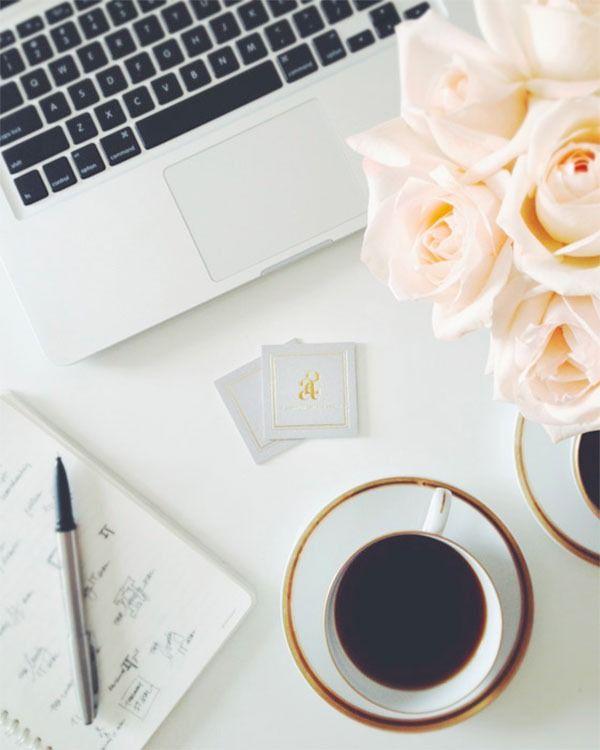 #coffee and computer #caffé #espresso