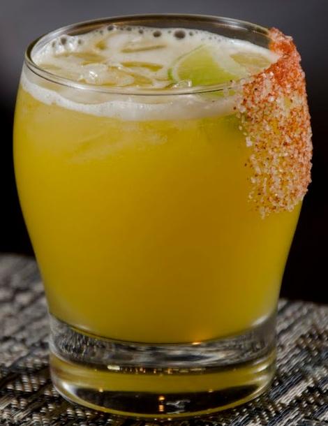 Spicy Mango Margarita | Yum | Pinterest