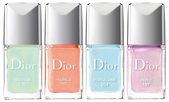 Dior Trianon Collection for Spring 2014