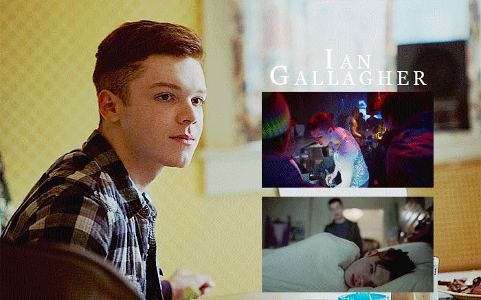 Ian Gallagher | Shameless | Pinterest