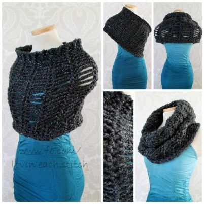 Crochet X Stitch Shrug : ... Shrug. Pattern by Cre8tion Crochet, crocheted by lovin.each.stitch
