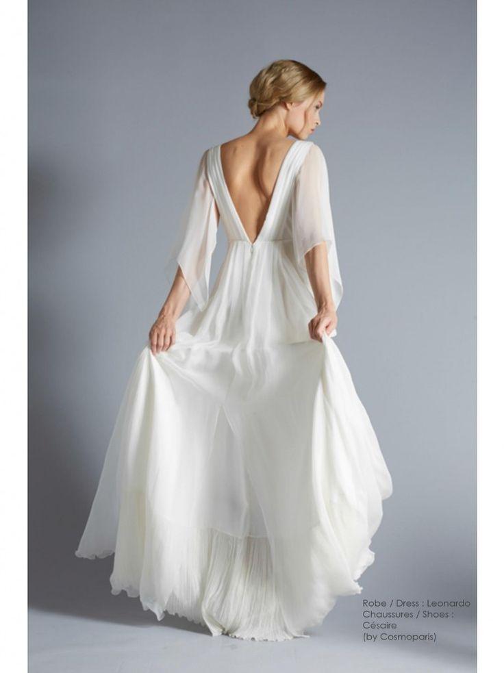 Delphine Manivet - AllureCouture  Robes de mariée  Pinterest