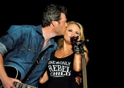 Blake and Miranda