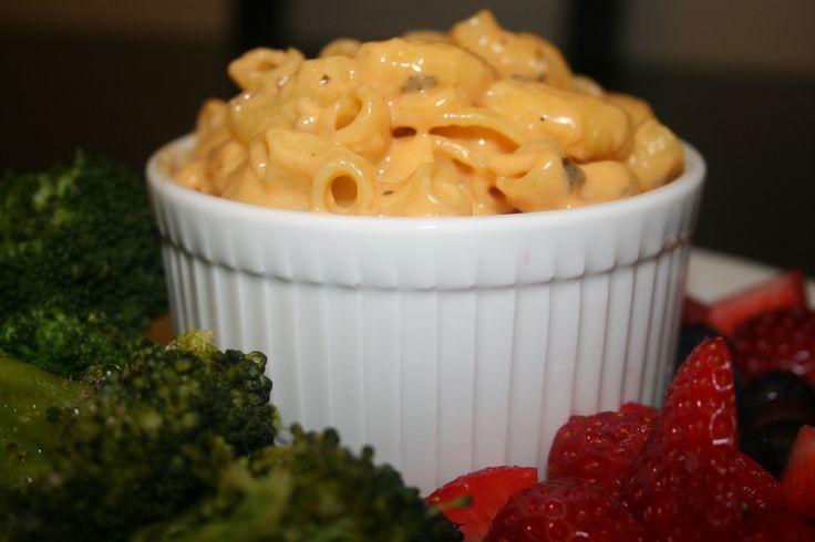 Vegan Mac & Cheese | Vegan | Pinterest