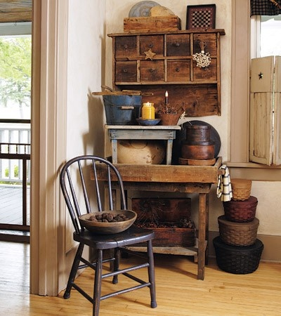 Primitive Decorating 1 My Style Country Home Decor