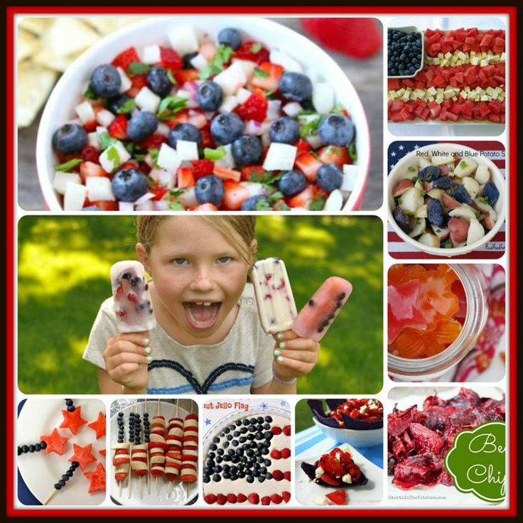 july 4th food images