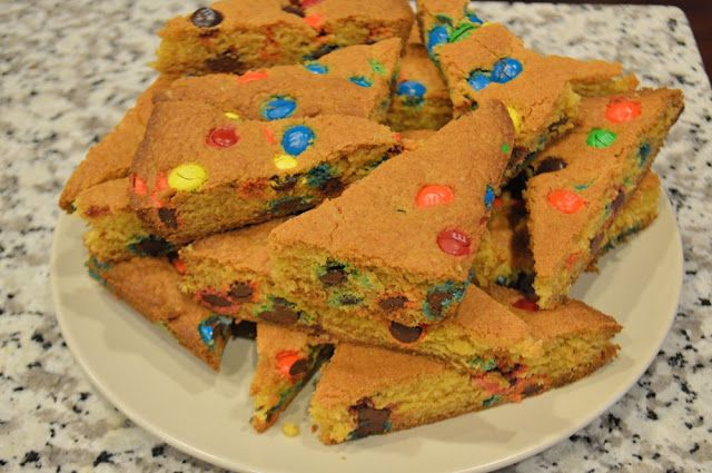 Cookie Bars - the MOST requested item for me to bring to BBQ's are ...
