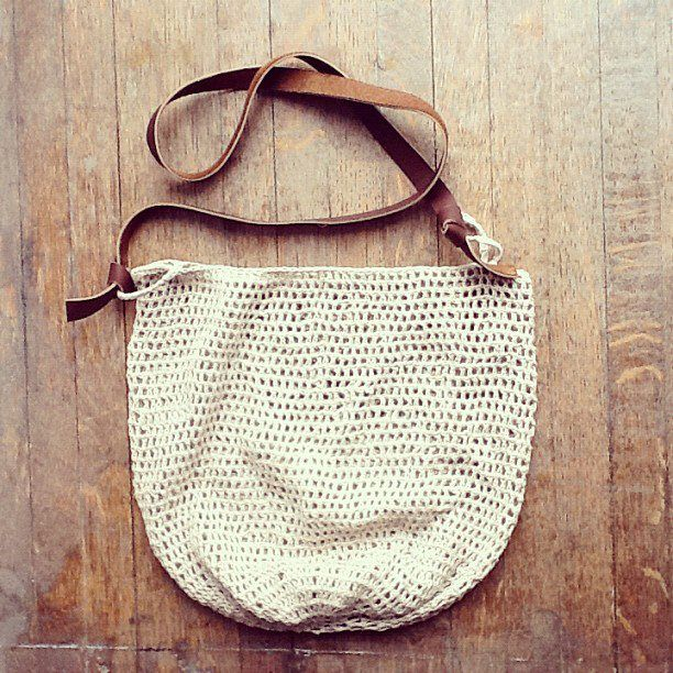 cute crochet bag DIY ? Crochet Pinterest