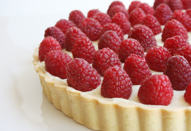 Chocolate And Raspberry Tart Recipes — Dishmaps