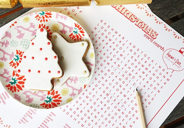 Christmas word search gift ideas pinterest