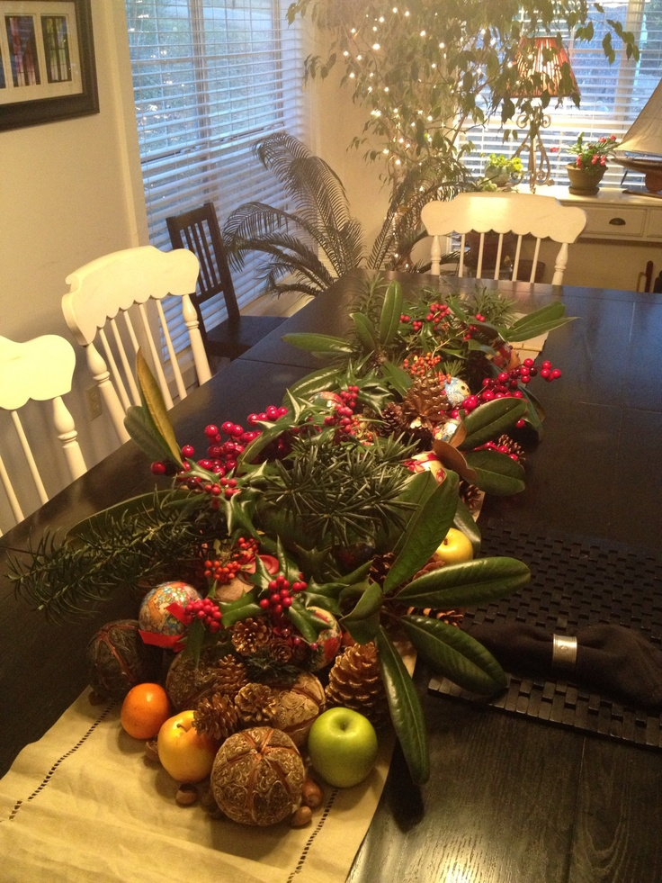 Pin by anna fortner on cool table decorations pinterest for Cool table centerpieces