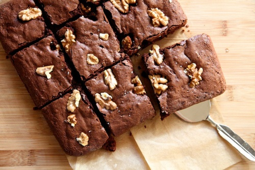 Amazing Black Bean Brownie Recipe — Dishmaps