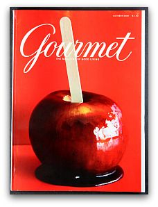 Red Wine Caramel Apples - wow now this has got to be living life