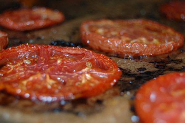 tomato confit | Yummy things I should make | Pinterest