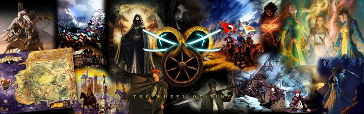 wheel of time dual display wallpaper pinterest