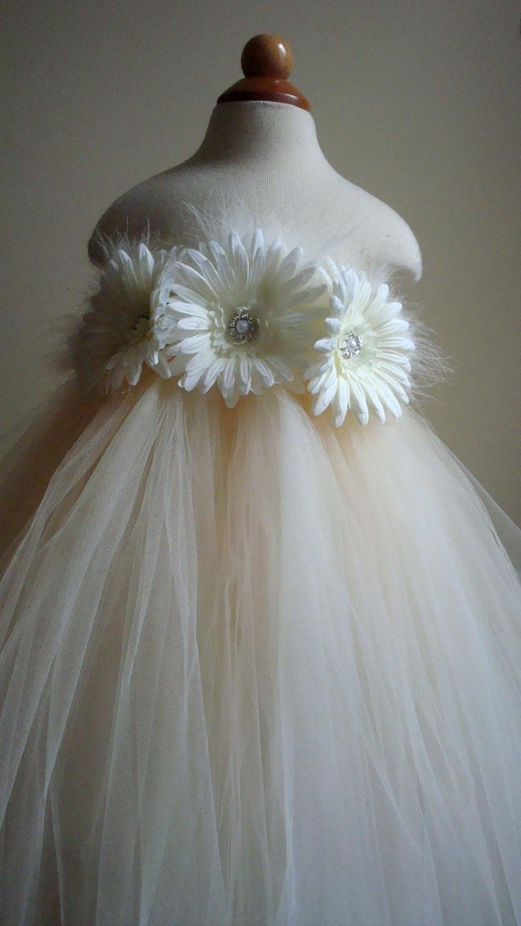 Flower Girl Dresses Daisies